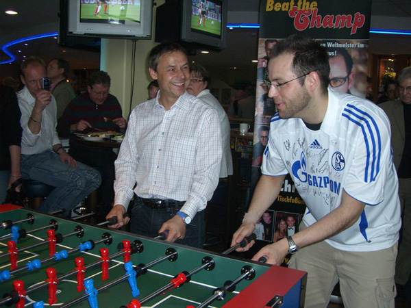 Tischfußball-Events: Hall of Fame 26